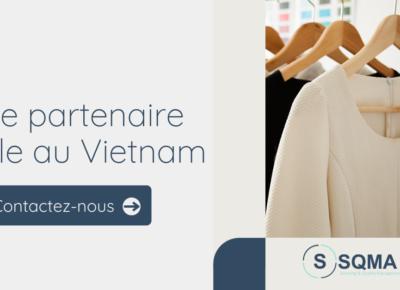 SQMA – ❝Société de soucing textile leader à Ho Chi Minh City – 2021❞